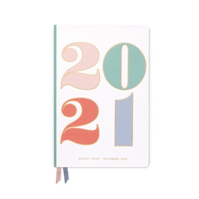 2021 DWS Vegan Leather Planner