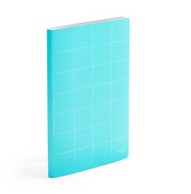 Poppin Aqua Double Booked Perpetual Planner Refill