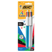 BIC 4 COLOR PEN 2pk