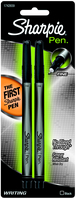 Sharpie Pen 2 Pack Black