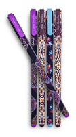 Vera Bradley Gel Pen Set Dream Tapestry