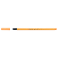 Stabilo Point 88 Pen, Neon Orange