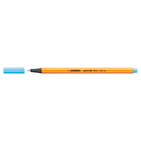 Stabilo Point 88 Pen, Neon Blue