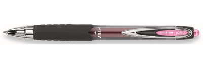 Uniball 207 Gel Pink 7mm Pen