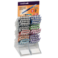 Uniball 207 Gel Pen Display 144 Piece