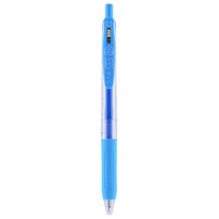 Zebra Sarasa Clip Gel Retractable Pen 0.5mm Black