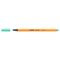 STABILO Point 88 Pen, Ice Green