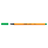 STABILO Point 88 Pen, Green
