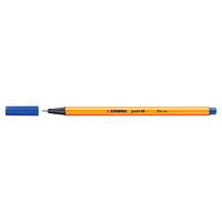 STABILO Point 88 Pen, Dark Blue