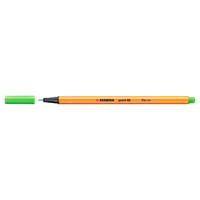 STABILO Point 88 Pen, Leaf Green