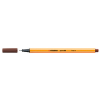 STABILO Point 88 Pen, Brown
