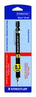 Black Mars Draft Auto Pencil .7Mm Black