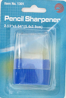 Pencil Sharpener Oval Well