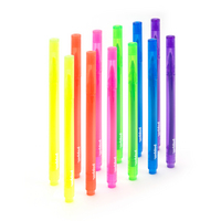 Poppin Assorted Highlighters, Set of 12