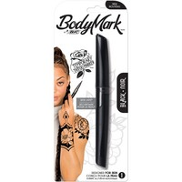BIC BodyMark Temporary Tattoo Marker Black