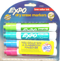 EXPO 2 CHISEL TIP 4pk