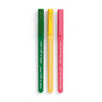 Bando Write on pen set, how are you feeling?