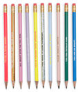 BANDO WRITE ON PENCIL SET, COMPLIMENTS
