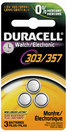 Duracell 357303 Calculator Battery