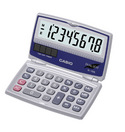 Casio SL100L Calculator, Solar
