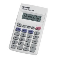Sharp Basic Calculator