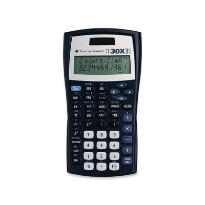 TI 30xiis navy calculator