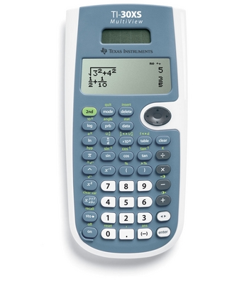 Texas Instruments TI30XS Scientific Calculator