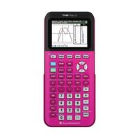 Texas Instruments TI84 Plus CE Pink Graphing Calculator