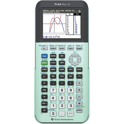 Texas Instruments TI84 Plus CE Graphing Calculator in Mint