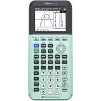 Texas Instruments TI84 Plus CE Mint Graphing Calculator