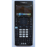 Texas Instrument TINspire CXC lr Grp Calculator
