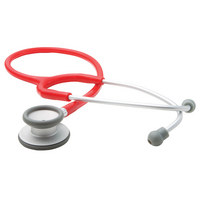 ADSCOPELite Stethoscope, Red