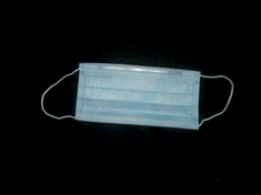 Surgical Mask Ear Loop 1 Ea.