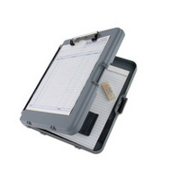 Saunders Workmate Portable Desktop Gray