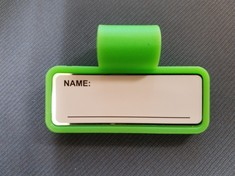 ID Tag Color, Lime