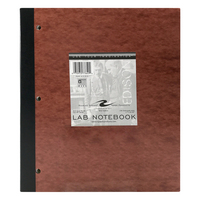 Roaring Spring Lab Note Book, 11 x 9 14, 100 Sets with Carbon
