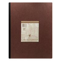 Roaring Spring Perfect Bound Lab Notebook, 11 34 x 9 14, 76 Sheets