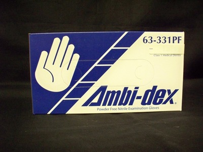 Nitrile Gloves Small (100 Ct.)