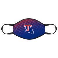 3 Ply Poly Logoed Sublimated Face Mask.  Lightweight, Comfortable and Made in the USA.