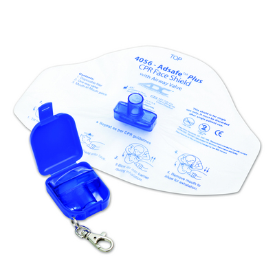 CPR Face Shield with Keychain