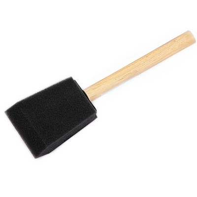 Linzer Brush Foam Poly Brush, 1