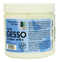 GESSO WHITE GALLON