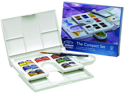 Winsor & Newton Cotman Water Colour Compact Set