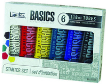 Basics 6 Tube Set