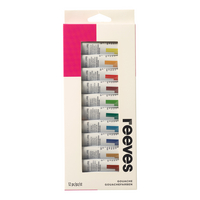 Reeves Introduction to Fine Art Sets 12Color Sets Gouache Set