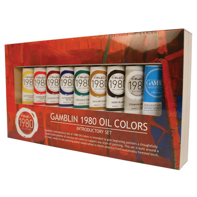 1980 OIL INTRODUCTORY SET