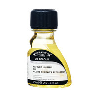 LINSEED OIL REFINED 75 ML