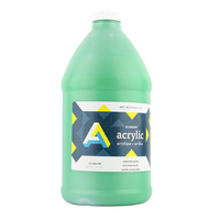 ACRYL ECON 64 OZ EMERAL GREEN