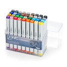 COPIC MRKR 36PC BASIC SET