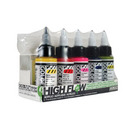 HIGH FLOW ACRY 5CLR3MRKR SET